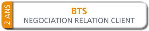 Stage BTS NRC (Négociation et Relation Client)