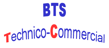 BTS Technico-Commercial BTS TC