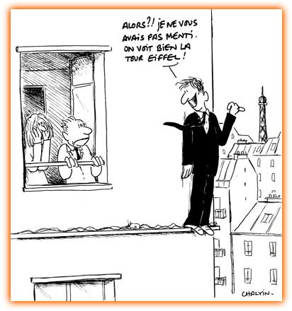 discours pige immobilière